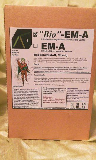 """""""Bio""""-EM-A"""